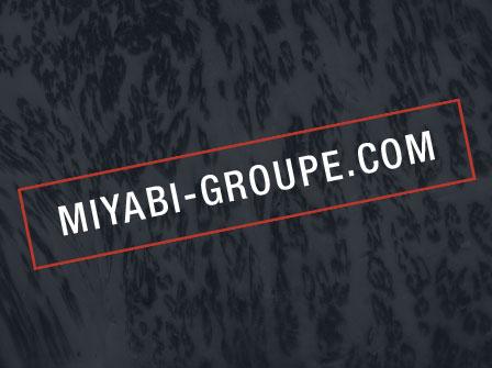 Nouveau site Miyabi Groupe