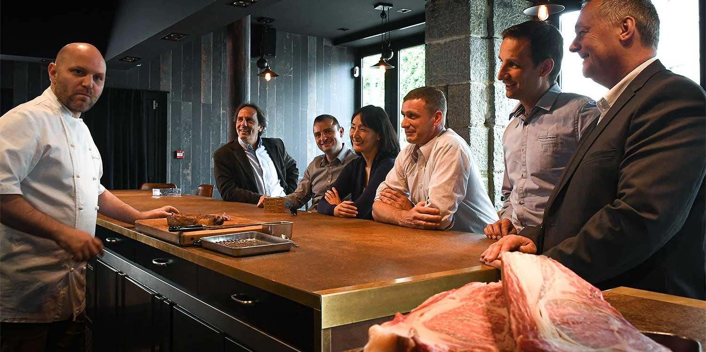 Nos Restaurateurs, Miyabi Groupe